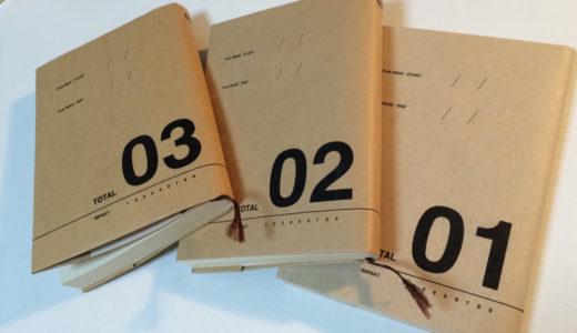 プリンターに対応しているクラフト紙を集めて、自作ブックカバーを比較してみた。