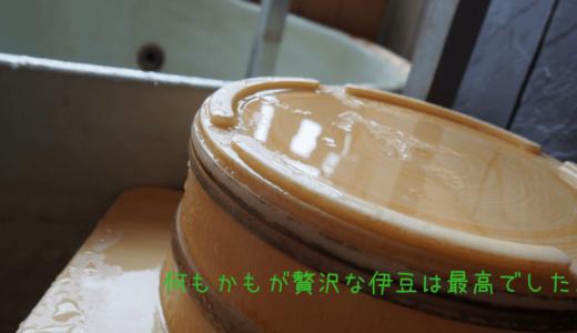【伊豆旅行】何もかもが贅沢な伊豆は最高でした。