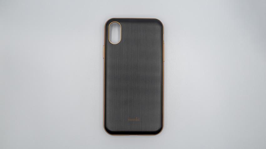 moshi iGlaze for iPhone X/XSの外見